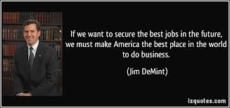 Best 5 noted quotes by jim demint images German via Relatably.com