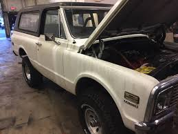 1972 K5 Chevy Blazer | Carolina Offroad Outfitters