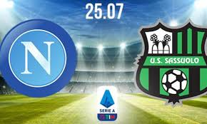 Napoli vs Sassuolo Prediction - 25.07.2020 - Kenya-Betting