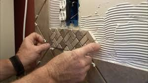 Install Ceramic Tile Backsplash Cool How To Install A Ceramic Tile Backsplash Today's Homeowner