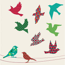 stock vectors royalty free birds