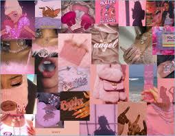 Cute Pink Wallpaper Aesthetic Desktop