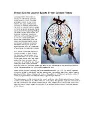 Dream Catcher History Delectable History Of Dream Catchers Fair 32 Best Dream Catcher Images On