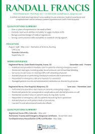 Dream Resume Examples Get Nursing Resume Examples 60 And Land Your Dream Job Resume 6