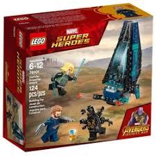 """«<b>Конструктор LEGO SUPER HEROES</b> """"Атака всадников ..."""