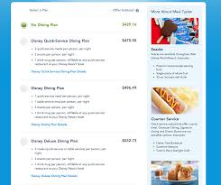 disney dining plan cost analysis