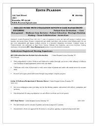 Nurse Resume Cover Letter Professional Registered Nurse Resume Services 60