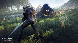 Image result for The Witcher : Wild Hunt (2015)