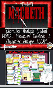 best macbeth characters ideas the tragedy of shakespeare s macbeth character analysis digital and printable