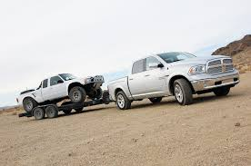 2013 Ram Towing Chart Ram Tough Dilemma Hemi Vs Ecodiesel