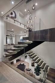 modern stair railing gl rails on standoffs with stainless rail modern gl stair railing gl rails