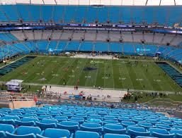 Bank Of America Stadium Section 514 Seat Views Seatgeek