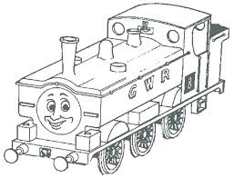 Thomas And Friends Drawing At Getdrawingscom Free For Personal