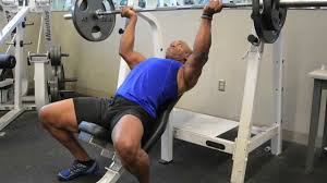 Bench Barbell Incline Bench How To Do The Incline Barbell Bench Incline Bench Press Grip