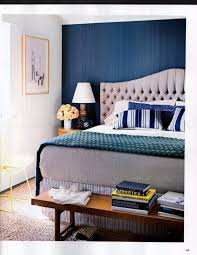 The Beauty Room Interior Design In Purple Accent Wall Bedroom At - Dark blue bedroom