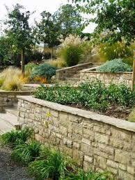Steep Hill Garden Design How To Turn A Steep Backyard Into A Terraced Garden