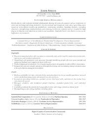 Example Of Customer Service Resume Interesting Resume Skills Summary Examples Resume Qualifications Examples For