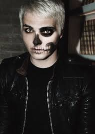 gerard makeup win not even cosplay wow