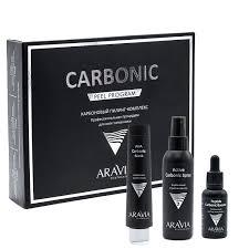 <b>Карбоновый пилинг-комплекс Carbon Peel</b> Program, ARAVIA ...