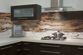 Pics Of Kitchen Backsplashes Layered Dimensional Kitchen Backsplash Tile Design Artaic