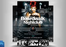 nightclub flyers nightclub flyer templates free psd party templ on funky vibes party