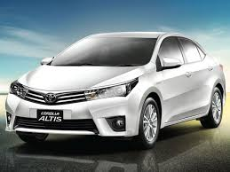 new car launches may 2014Toyota India lines up Corolla Altis launch on May 27th 2014