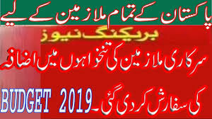 Budget Salary Calculator Budget Salary Calculator 2019 For All Pakistan Government