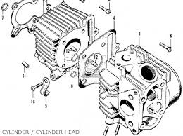 honda ct70 trail 70 k0 1969 usa parts lists and schematics 1981 Honda CB750 Wiring-Diagram honda ct70 trail 70 k0 1969 usa cylinder cylinder head