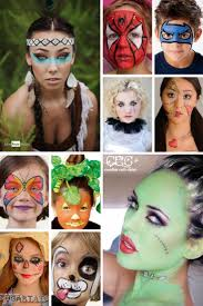 Easy Halloween Face Painting Ideas | Non Scary | Don't Need to Be an
