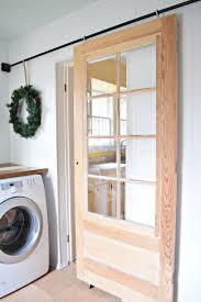 Diy Sliding Barn Door Welcome To Diy Like A Boss A Link Party Designed To Share The
