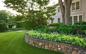 Small Picture Garden stone wall ideas
