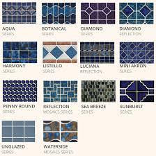 explore beautiful waterline pool tile ideas