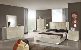 Italian Bedroom Set italian lacquer bedroom furniture luxor modern beige lacquer 6860 by guidejewelry.us