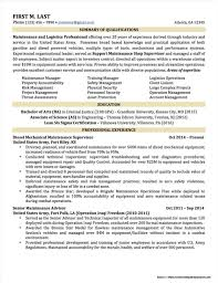 Military Civilian Resume Builder Military To Civilian Resume Format Resume Resume Military To