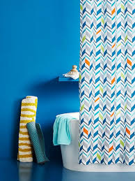 chevron shower curtain target. Yellow Towels Target Lemon Blue White Sideway Striped Curtain Pattern Beside Of Chevron Shower R