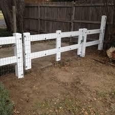 extended gate stiles brown vinyl horse fence87 vinyl