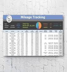 small business tax spreadsheet mileage tracking log 2017 home small business tax