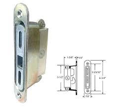 full image for sliding door pin lock install sliding door pin locks window sash locksliding patio
