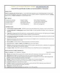 Accounting Clerk Sample Resume Best Of Sample Resume For Accountant