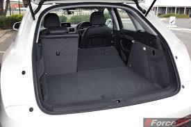 2014 Audi Q3 1.4TSI boot space seat split fold back rest - ForceGT.com