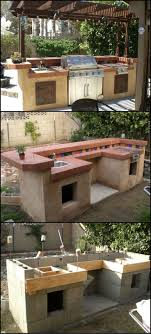 Building An Outdoor Kitchen 17 Best Images About Diy Outdoor Kitchen On Pinterest Adobe