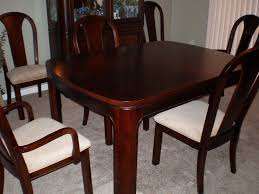 pads for dining room table. Square Dining Room Table Pads In Brown Made Of Vinyl For Wooden