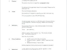 Staff Manual Template New Staff Manual Template