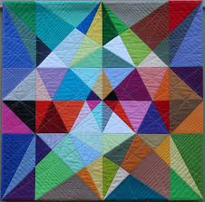 1024 best Modern Quilting images on Pinterest | Jellyroll quilts ... & paper piecing modern quilts - wow, there are so many ways this could go.pp  is not just for stars anymore. Adamdwight.com