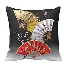Asian Throw Pillow Covers