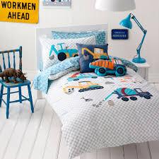 Adairs Kids Boys Danny's Digger - Bedroom Quilt Covers & Coverlets ... & Adairs Kids Boys Danny's Digger - Bedroom Quilt Covers & Coverlets - Adairs  Kids Adamdwight.com