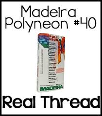Madeira Thread Color Chart Madeira Polyneon Real Thread Color Chart