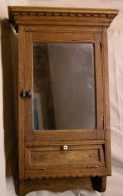 114 antique victorian medicine cabinet