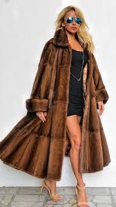 mink furs long royal saga mink fur coat