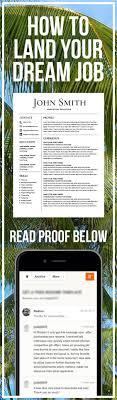 1668 Best Cv Resume Design Images On Pinterest Editorial